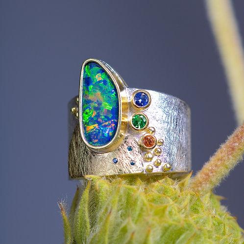 Opal Ring (05910)