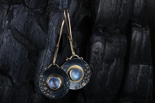 Moonstone Earrings (04593)