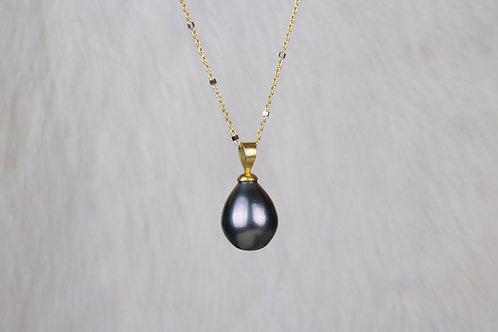 Tahitian Pearl Pendant (03216)