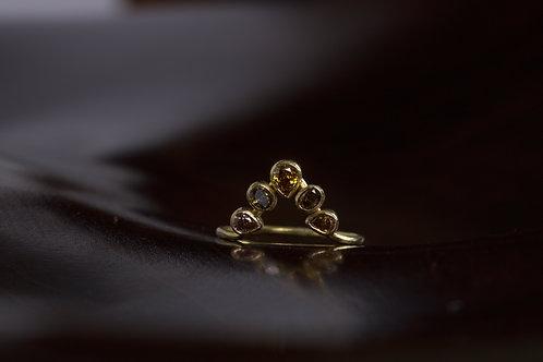 Diamond Stacking Ring (05085)