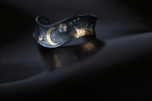 Moonstone Bracelet (04588)