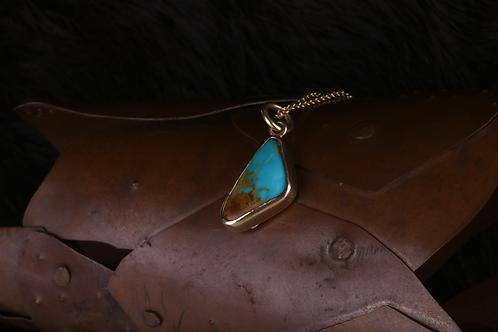 Turquoise Pendant (04197)