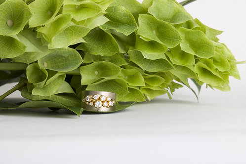 Floating Diamond Ring (06592)