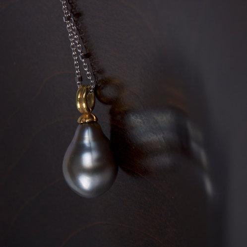 Tahitian Pearl Pendant (05168)