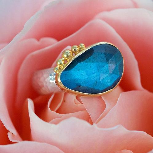 Labradorite Ring (05863)