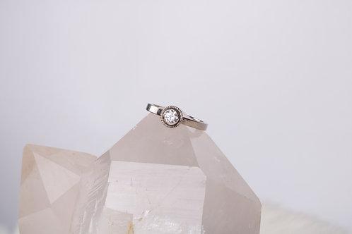 Diamond Engagement Ring (04729)