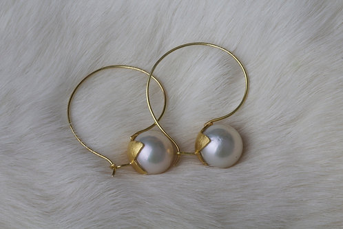 Pearl Earrings (02827)