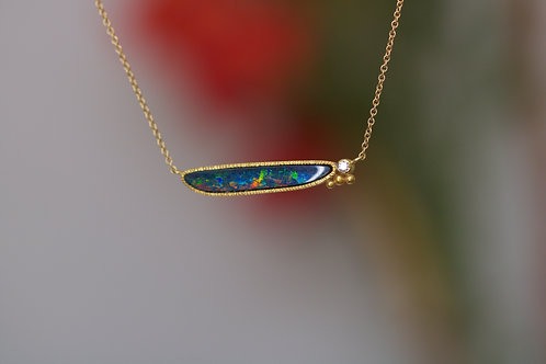 Opal Necklace (06193)