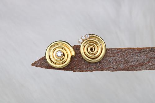 Spiral Earrings (04534)