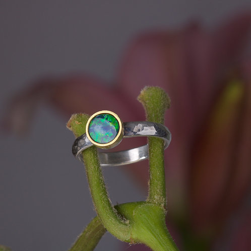 Opal Stacking Ring (05885)