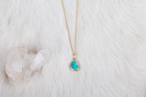 Turquoise Pendant (04198)