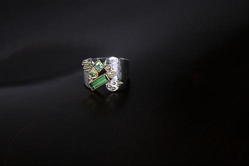 Tourmaline Ring (04570)