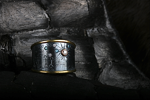 Diamonds Ring (04574)