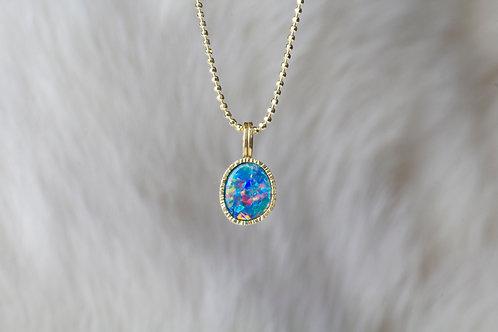 Opal Pendant (02489)