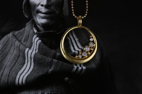 Diamond Pendant (04505)