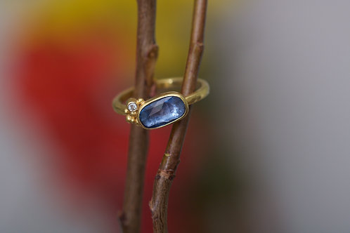 Sapphire Ring (06181)