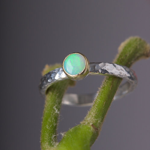 Opal Stacking Ring (05882)