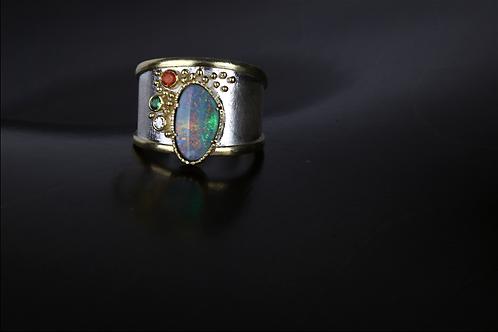 Opal Ring (04571)