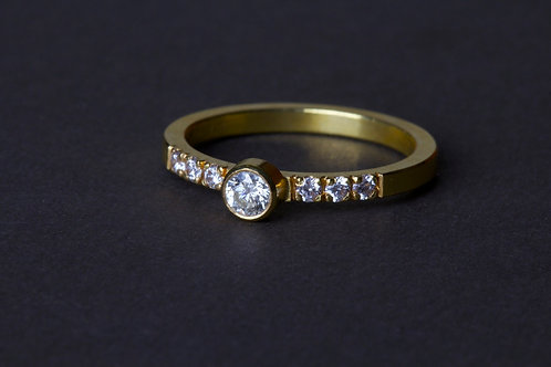 Diamond Ring (01489)