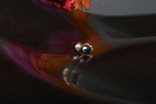 Tahitian Pearl Studs (06933)