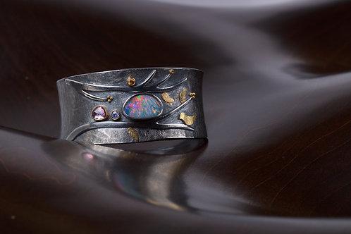 Opal Cuff Bracelet (05096)