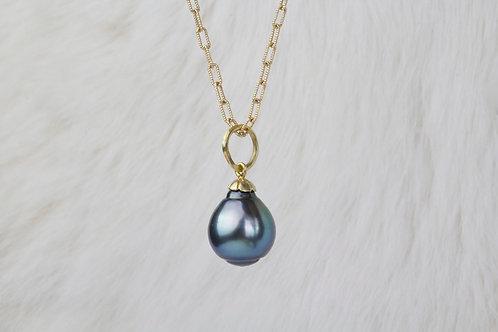 Tahitian Pearl Gold Pendant (03270)