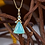 Thumbnail: Peruvian Opal Pendant (04620)