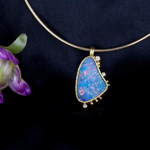 Opal Pendant (04308)