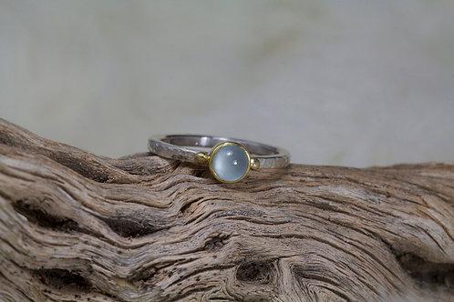 Aquamarine Ring (02203)
