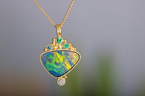 Opal Pendant (06195)