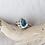 Thumbnail: Opal Tsavorite Sapphire Ring (04569)