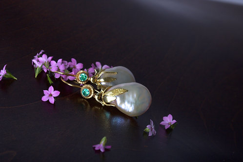 Pearl Earrings (04819)