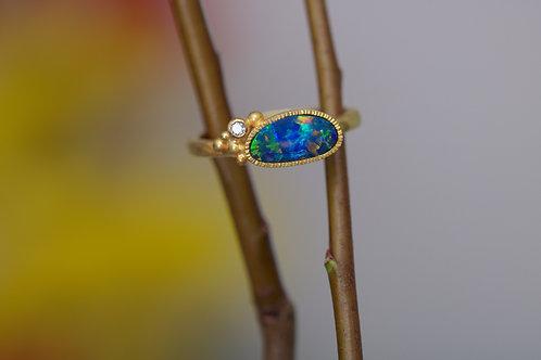 Opal Ring (06182)