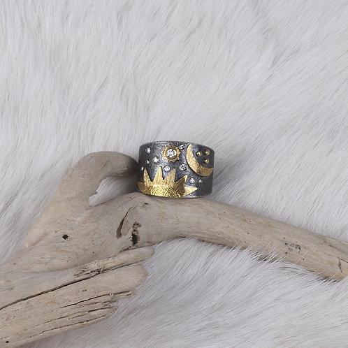 Celestial Diamond Ring (04720)