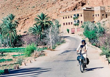 Cyclin in Morocco