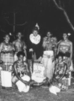 'Sir' Ken Potter in Fiji