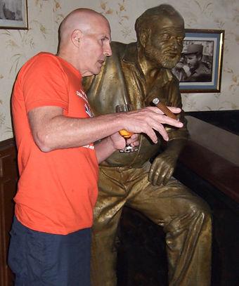 Hemingway conversation