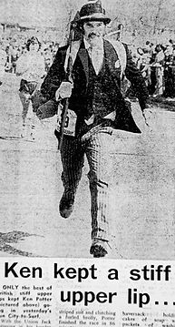 The 1976 Sydney City To Surf