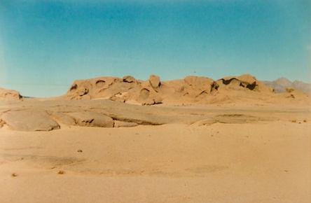Nature creates own artform in Sahara