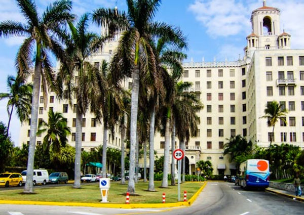 Hotel Nacional, Cuba