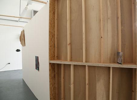 Degree Show installation shot, Newcastle University, 2018