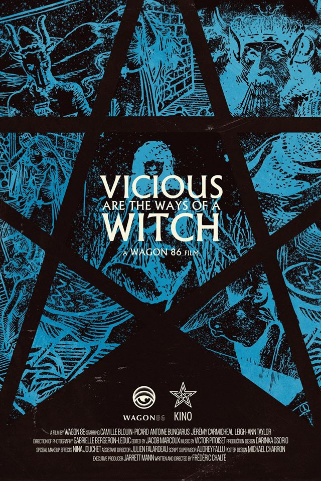 "La B.O. de ""Vicious Are The Ways Of A Witch"" est disponible sur soundcloud"