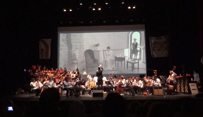 Les grands classiques de la musique de films à Perpignan.