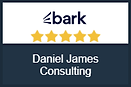 Bark 5 Star Badge Daniel James Consultin