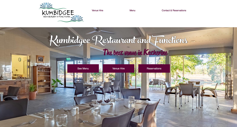 Kumbidgee Restaurant & Functions
