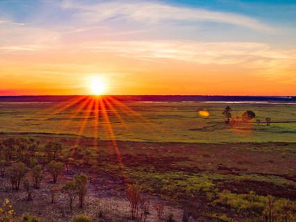 Ubirr Sunset