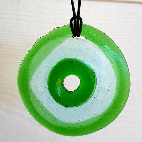 Target pendant necklace