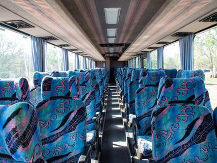 58 seating capacity