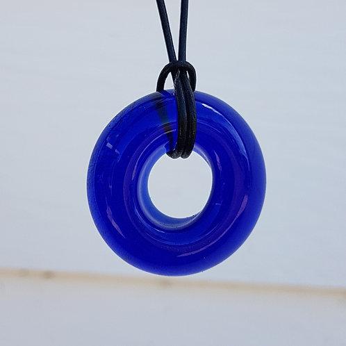 Bottle neck pendant necklace
