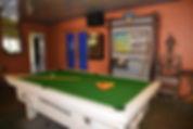 Billiard tables and Juke Box